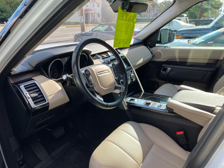 2017 Land Rover Discovery HSE V6 Supercharged, available for sale in Milford, Connecticut | Village Auto Sales. Milford, Connecticut