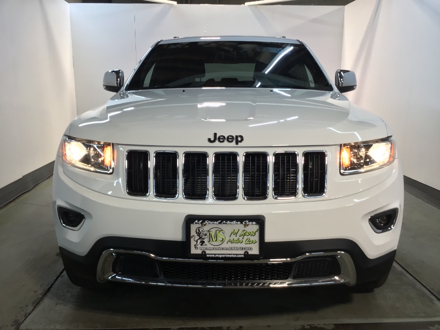 Used Jeep Grand Cherokee 4WD 4dr Limited 75th Anniversary 2016 | M Sport Motor Car. Hillside, New Jersey