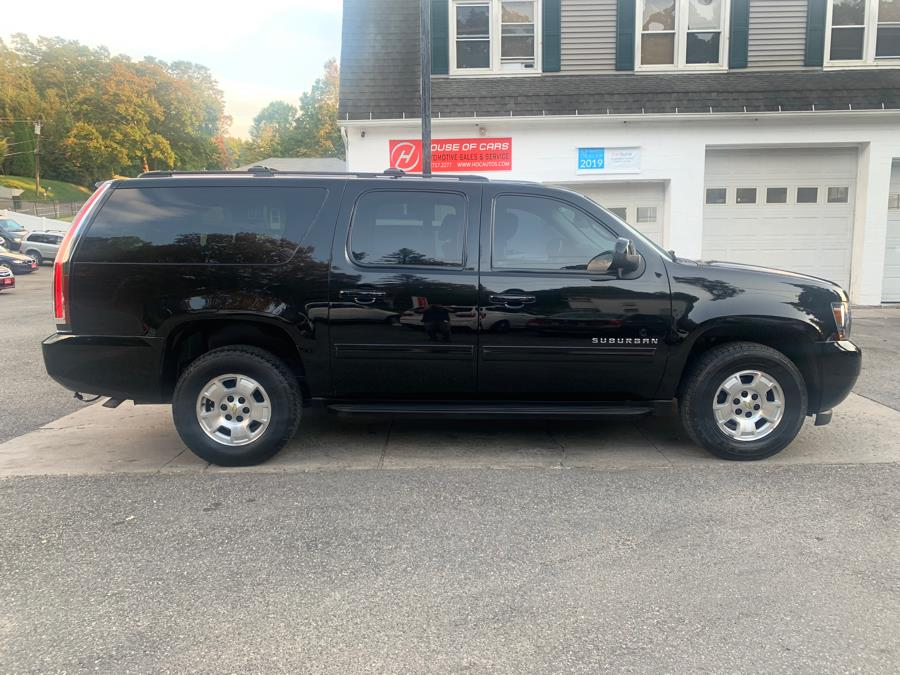 2013 Chevrolet Suburban 4WD 4dr 1500 LT, available for sale in Watertown, Connecticut | House of Cars. Watertown, Connecticut