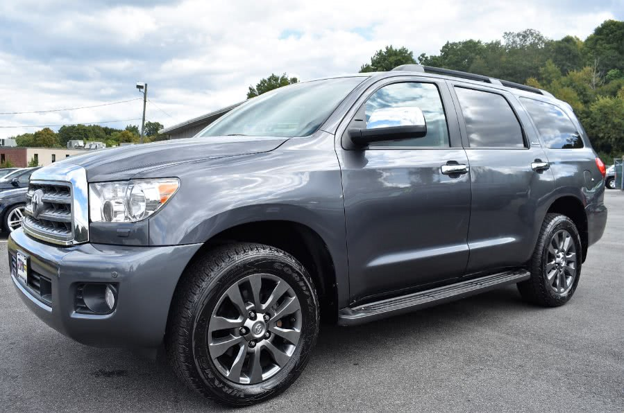 Used 2014 Toyota Sequoia in Berlin, Connecticut | Tru Auto Mall. Berlin, Connecticut