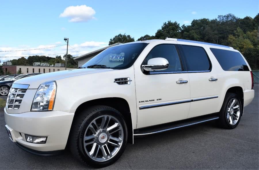 Used 2014 Cadillac Escalade ESV in Hartford, Connecticut | VEB Auto Sales. Hartford, Connecticut