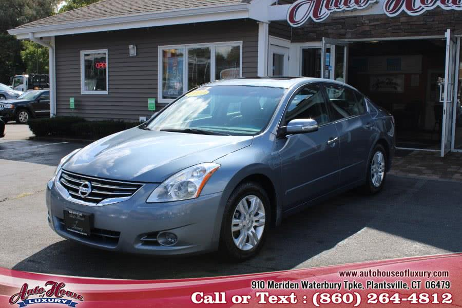 Used 2010 Nissan Altima in Plantsville, Connecticut | Auto House of Luxury. Plantsville, Connecticut