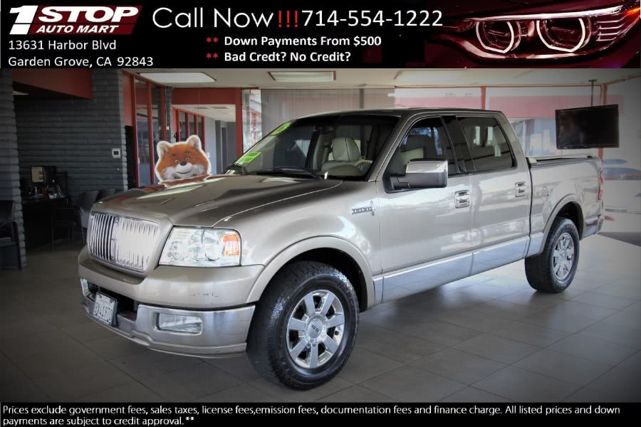 Used 2006 Lincoln Mark LT in Garden Grove, California | 1 Stop Auto Mart Inc.. Garden Grove, California