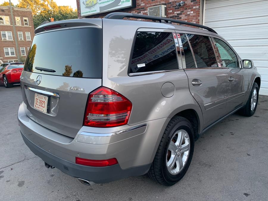 2007 Mercedes-Benz GL-Class 4MATIC 4dr 4.7L, available for sale in New Britain, Connecticut | Central Auto Sales & Service. New Britain, Connecticut