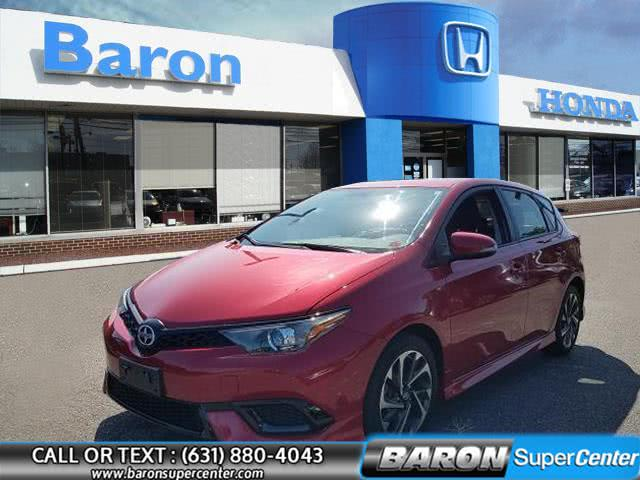 Used 2016 Scion Im in Patchogue, New York | Baron Supercenter. Patchogue, New York
