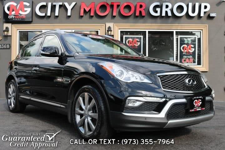 Used 2016 Infiniti Qx50 in Haskell, New Jersey | City Motor Group Inc.. Haskell, New Jersey