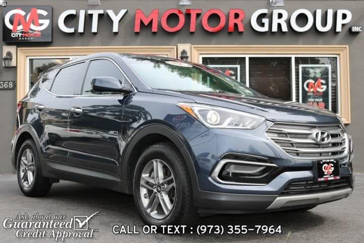 Used Hyundai Santa Fe Sport 2.4 Base 2017 | City Motor Group Inc.. Haskell, New Jersey