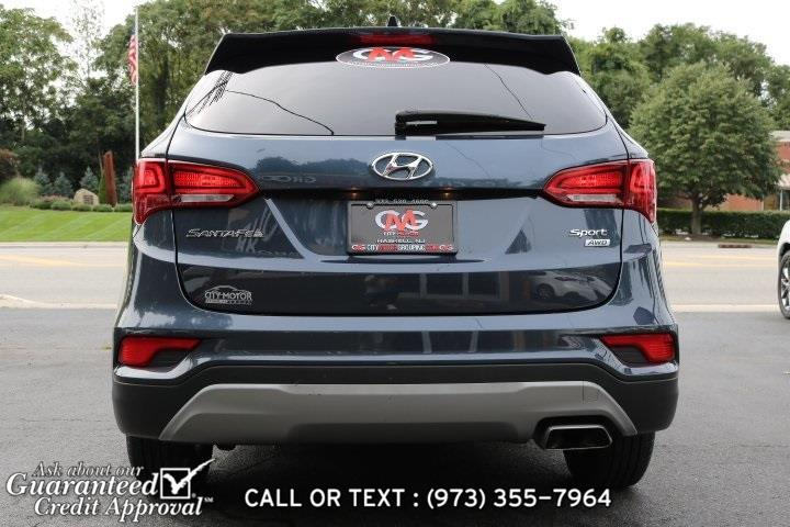 Used Hyundai Santa Fe Sport 2.4 Base 2017 | City Motor Group Inc.. Haskell, New Jersey