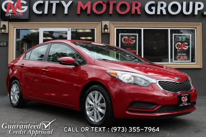Used Kia Forte LX 2016 | City Motor Group Inc.. Haskell, New Jersey