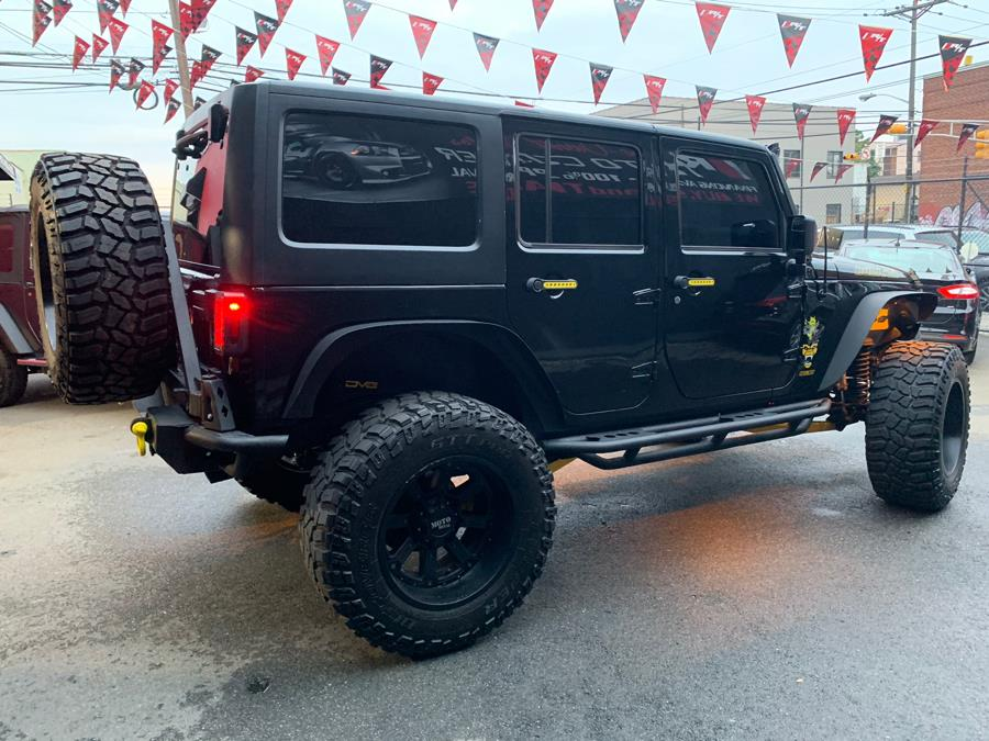 2011 Jeep Wrangler Unlimited 4WD 4dr Rubicon, available for sale in Newark, New Jersey   RT Auto Center LLC. Newark, New Jersey