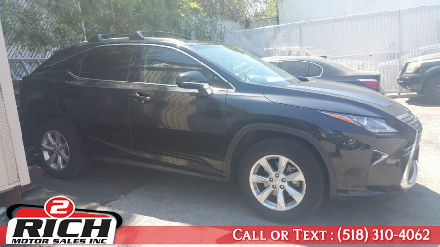 2017 Lexus RX RX 350 AWD PREMIUM PKGE., available for sale in Bronx, New York   2 Rich Motor Sales Inc. Bronx, New York