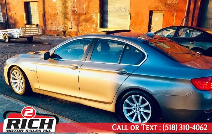 2015 BMW 5 Series 4dr Sdn 535i xDrive AWD, available for sale in Bronx, New York | 2 Rich Motor Sales Inc. Bronx, New York