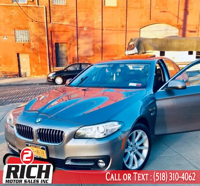 Used 2015 BMW 5 Series in Bronx, New York | 2 Rich Motor Sales Inc. Bronx, New York