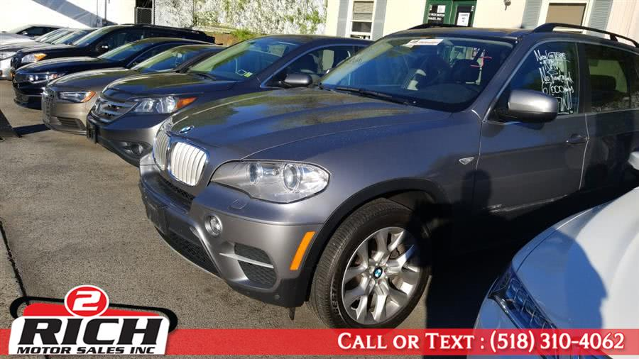 2013 BMW X5 AWD 4dr 35i Premium, available for sale in Bronx, New York   2 Rich Motor Sales Inc. Bronx, New York