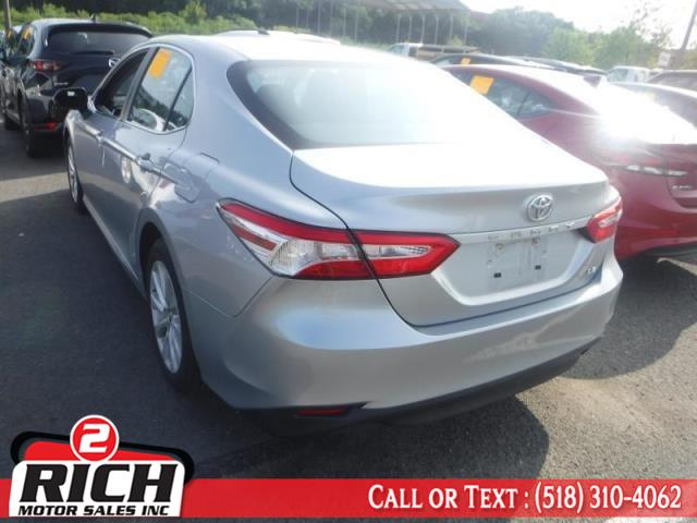 2018 Toyota Camry LE Auto (Natl), available for sale in Bronx, New York | 2 Rich Motor Sales Inc. Bronx, New York