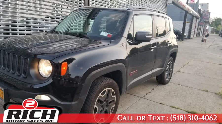 Used 2015 Jeep Renegade in Bronx, New York | 2 Rich Motor Sales Inc. Bronx, New York