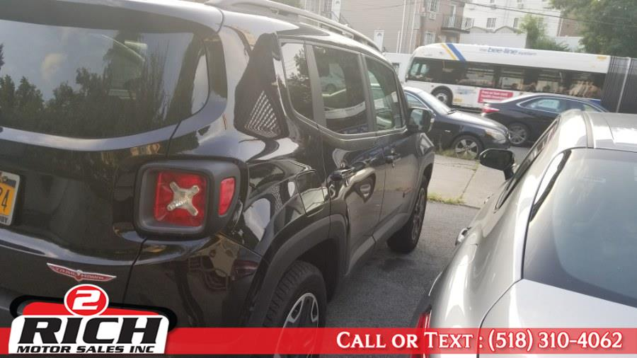 2015 Jeep Renegade 4WD 4dr Trailhawk, available for sale in Bronx, New York | 2 Rich Motor Sales Inc. Bronx, New York
