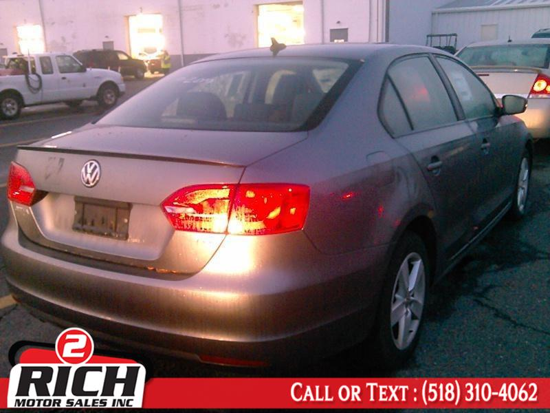 2012 Volkswagen Jetta Sedan 4dr DSG TDI w/Premium, available for sale in Bronx, New York | 2 Rich Motor Sales Inc. Bronx, New York