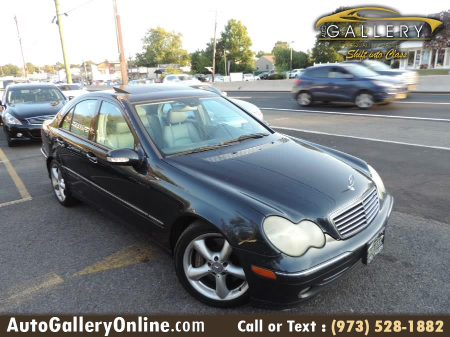 Used 2004 Mercedes-Benz C-Class in Lodi, New Jersey | Auto Gallery. Lodi, New Jersey
