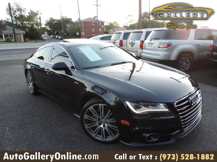Used Audi A7 4dr HB quattro 3.0 Premium plus 2012 | Auto Gallery. Lodi, New Jersey