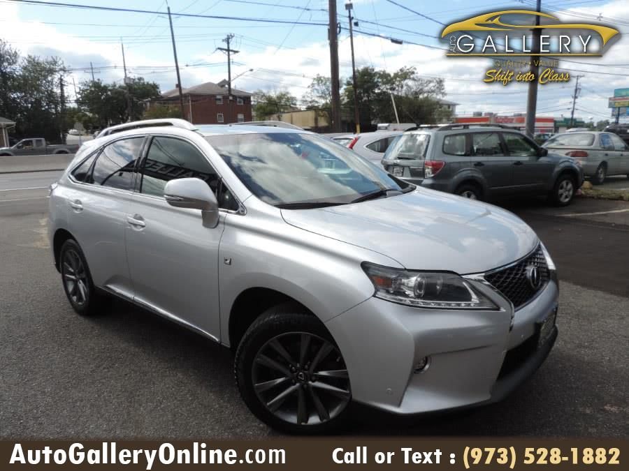 Used Lexus RX 350 AWD 4dr F Sport 2015 | Auto Gallery. Lodi, New Jersey
