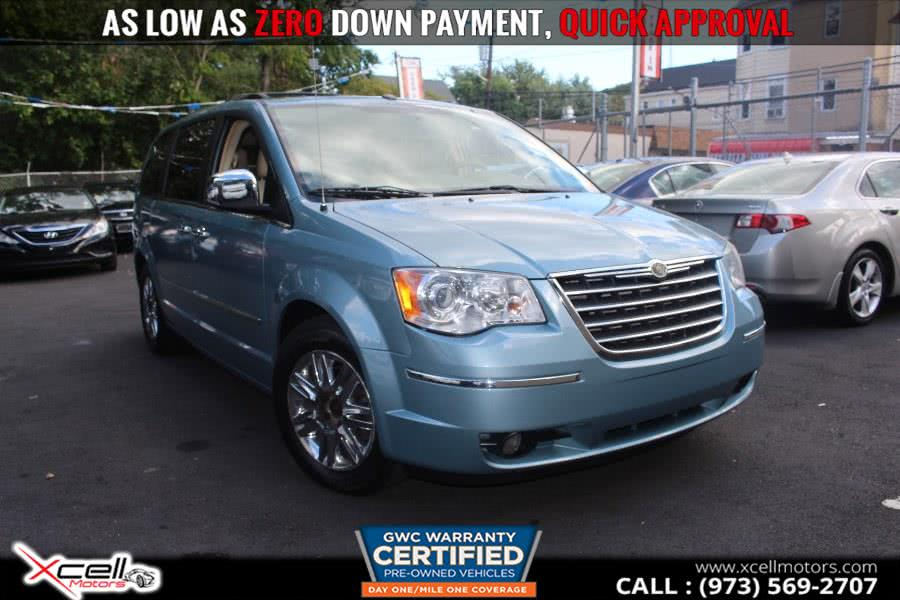 Used 2010 Chrysler Town & Country in Paterson, New Jersey | Xcell Motors LLC. Paterson, New Jersey