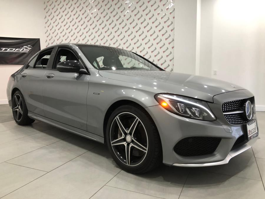 2016 Mercedes-Benz C-Class ///AMG 4dr Sdn C 450 AMG 4MATIC, available for sale in Woodside, New York | 52Motors Corp. Woodside, New York