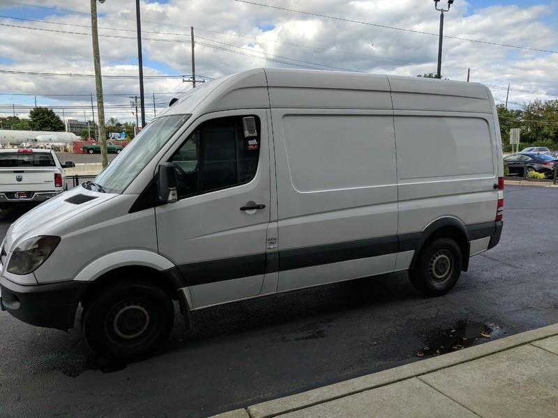 2012 Mercedes-benz Sprinter Cargo Vans , available for sale in Maple Shade, New Jersey | Car Revolution. Maple Shade, New Jersey