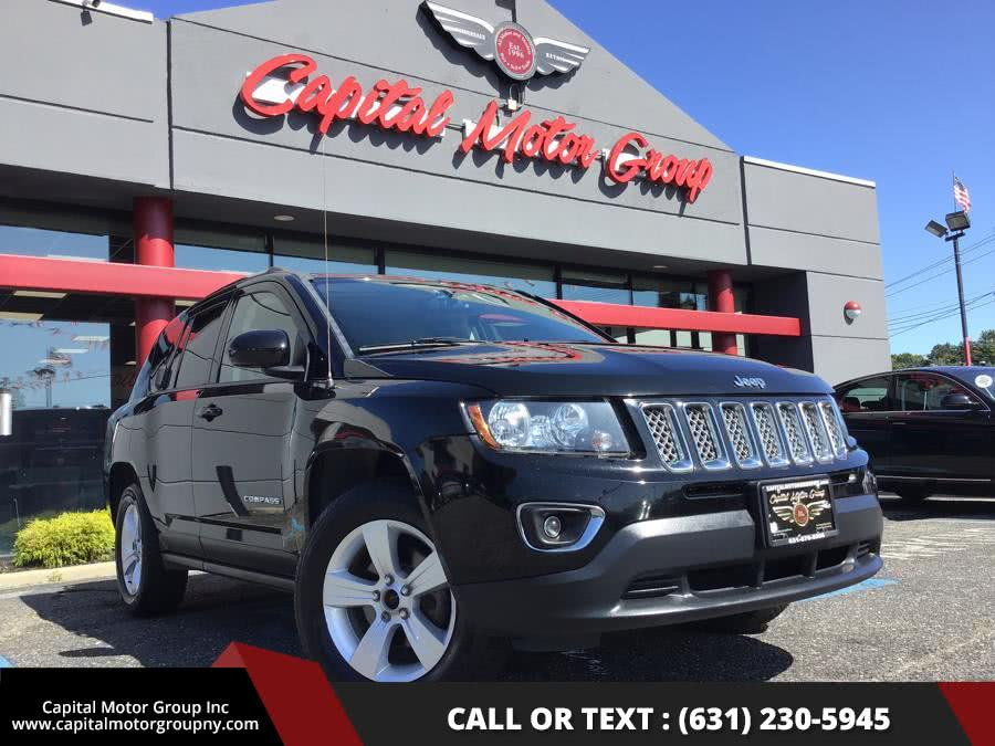 Used 2015 Jeep Compass in Medford, New York | Capital Motor Group Inc. Medford, New York