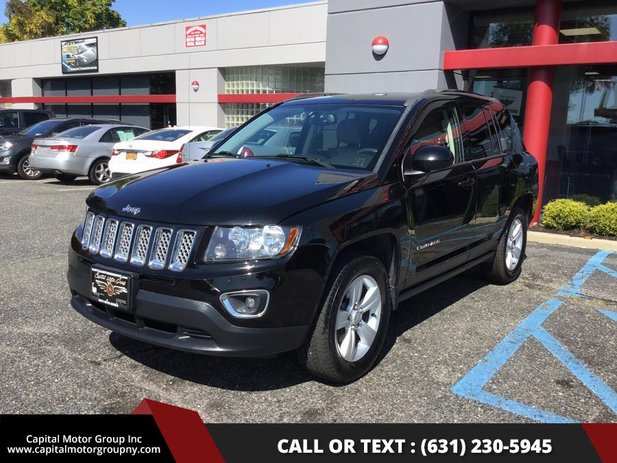 2015 Jeep Compass 4WD 4dr High Altitude Edition, available for sale in Medford, New York | Capital Motor Group Inc. Medford, New York