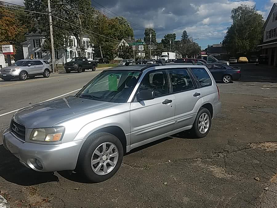 Used 2005 Subaru Forester (Natl) in Westbrook, Connecticut   Westbrook Auto Sales and Service LLC. Westbrook, Connecticut