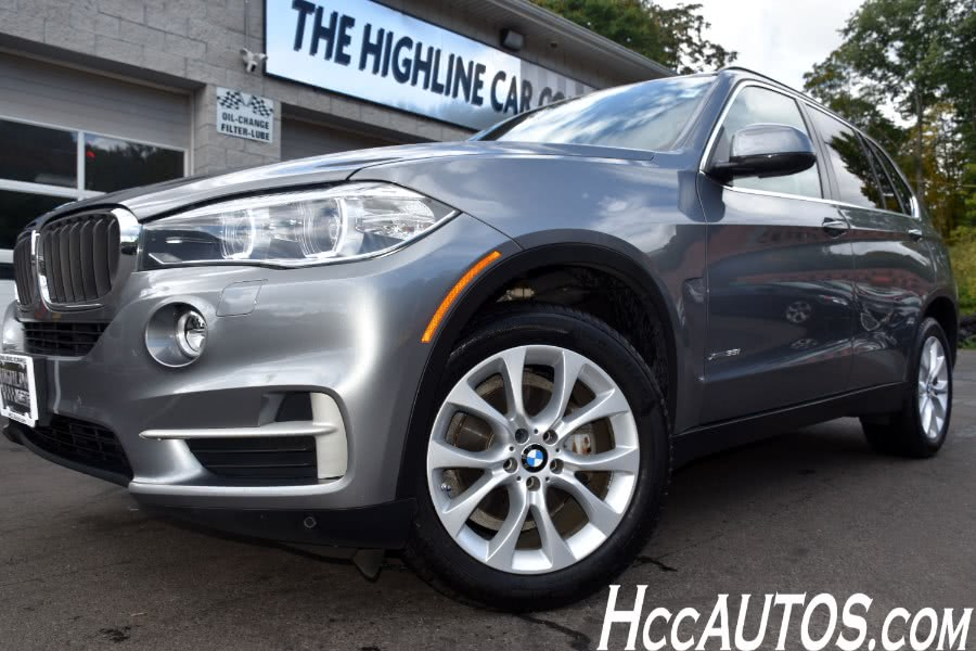 Used 2016 BMW X5 in Waterbury, Connecticut | Highline Car Connection. Waterbury, Connecticut