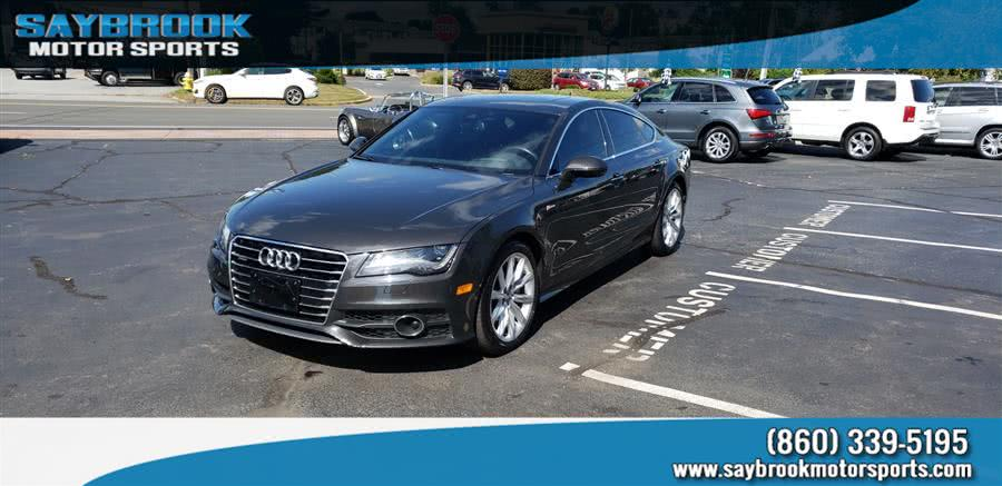 Used 2014 Audi A7 in Old Saybrook, Connecticut | Saybrook Motor Sports. Old Saybrook, Connecticut