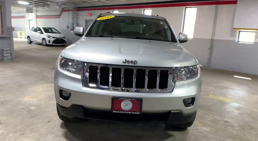 Used Jeep Grand Cherokee 4WD 4dr Laredo 2013 | Wiz Leasing Inc. Stratford, Connecticut