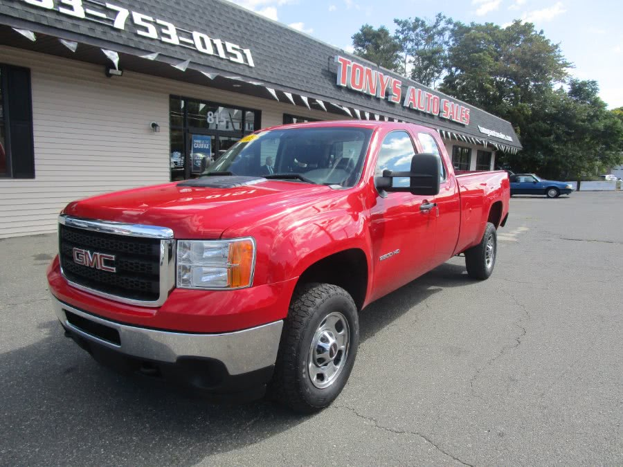 Used 2013 GMC Sierra 2500HD in Waterbury, Connecticut | Tony's Auto Sales. Waterbury, Connecticut