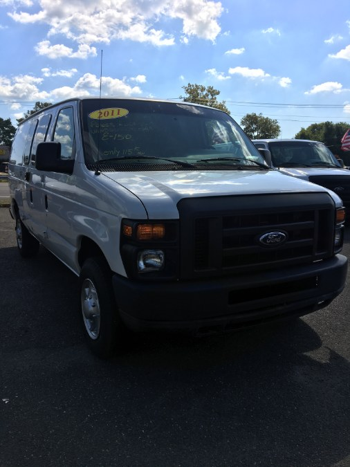 2011 Ford Econoline Cargo Van E-150 Commercial, available for sale in Lindenhurst, New York | The Van Depot Inc.. Lindenhurst, New York