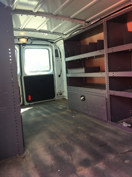 2012 Ford Econoline Cargo Van E-150 Ext Commercial, available for sale in Lindenhurst, New York | The Van Depot Inc.. Lindenhurst, New York