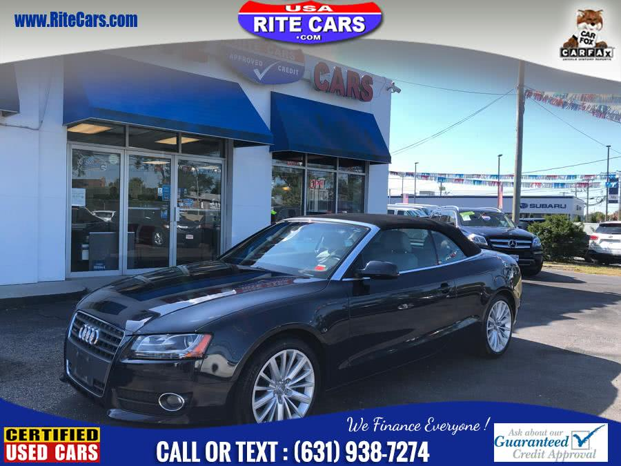 Used 2012 Audi A5 in Lindenhurst, New York | Rite Cars, Inc. Lindenhurst, New York