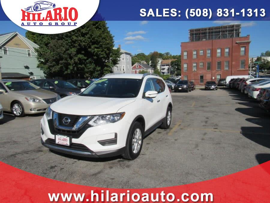 Used 2017 Nissan Rogue in Worcester, Massachusetts | Hilario's Auto Sales Inc.. Worcester, Massachusetts