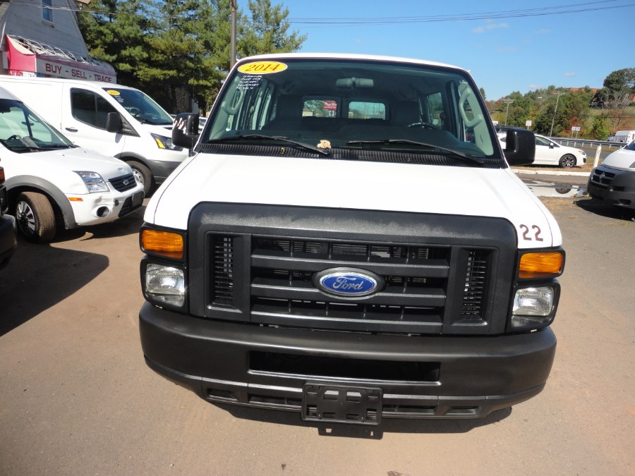2014 Ford Econoline Wagon E-350 Super Duty XLT, available for sale in Berlin, Connecticut | International Motorcars llc. Berlin, Connecticut