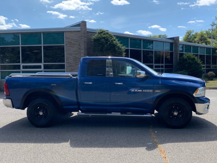 "Used Ram 1500 4WD Quad Cab 140.5"" Big Horn 2011 