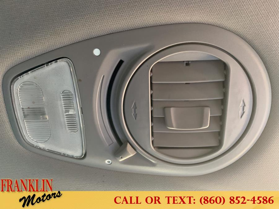 Used Honda Odyssey 5dr EX-L w/RES & Navi 2010   Franklin Motors Auto Sales LLC. Hartford, Connecticut