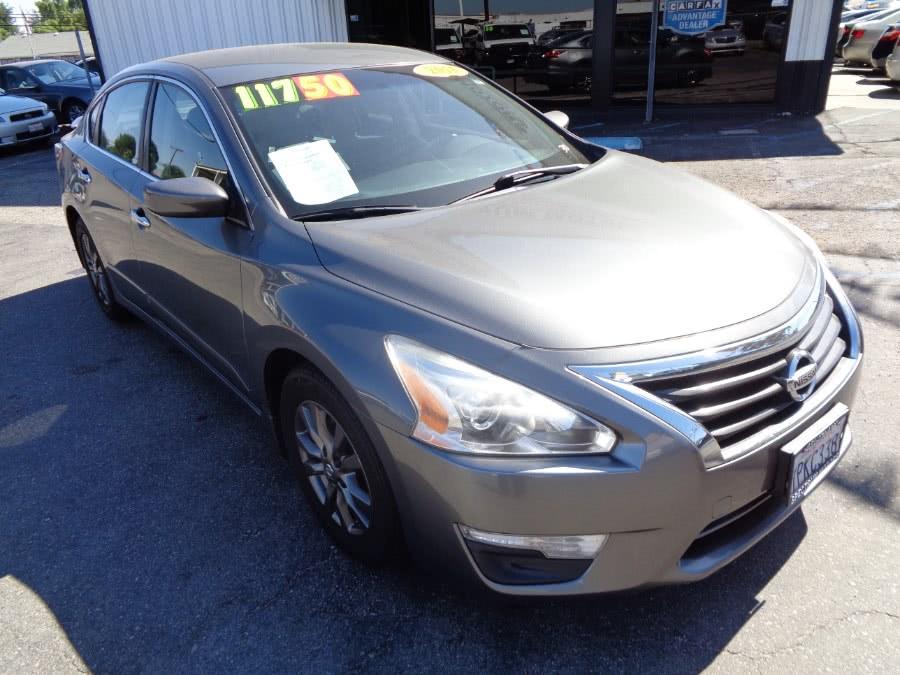Used 2015 Nissan Altima in Corona, California | Spectrum Motors. Corona, California