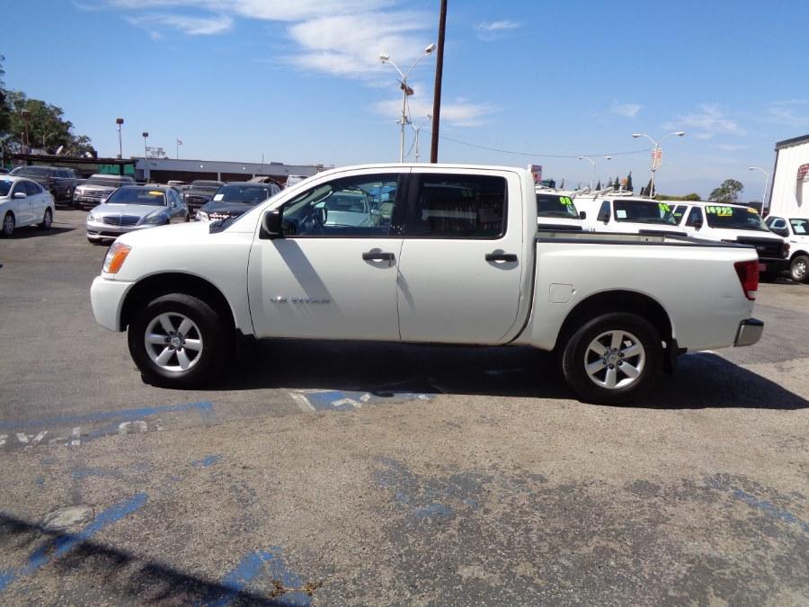 Used Nissan Titan 2WD Crew Cab SWB XE 2010 | Spectrum Motors. Corona, California