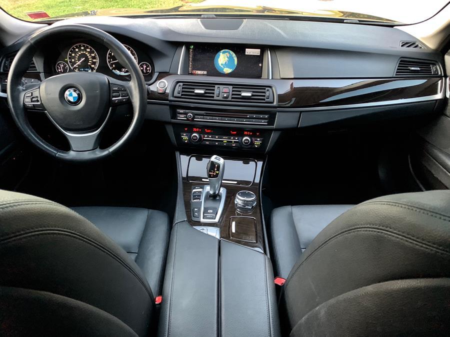 Used BMW 5 Series 4dr Sdn 535i xDrive AWD 2015 | Luxury Motor Club. Franklin Square, New York
