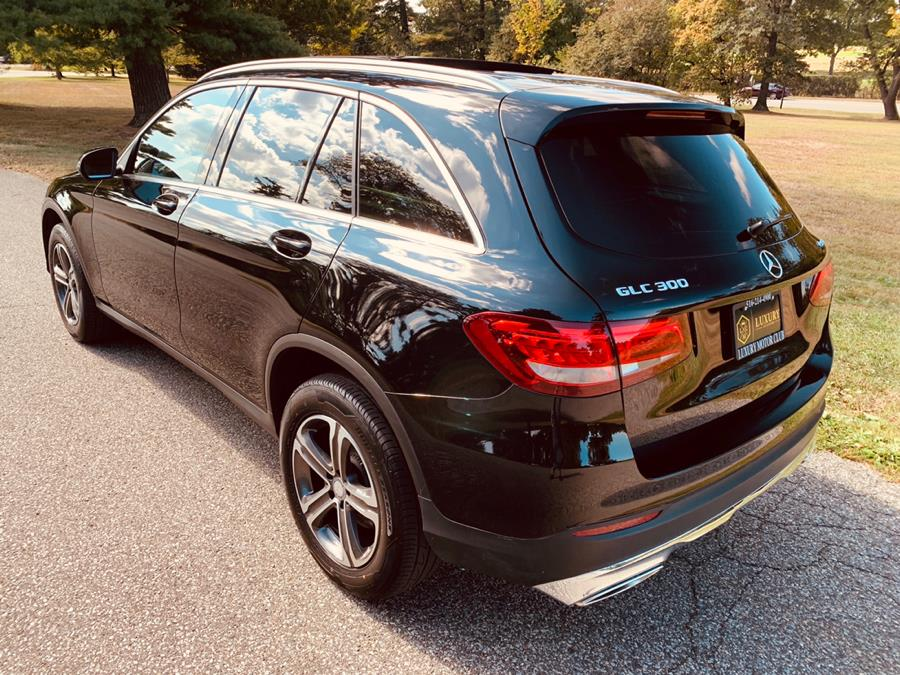 2017 Mercedes-Benz GLC-Class GLC 300 4MATIC SUV, available for sale in Franklin Square, New York | Luxury Motor Club. Franklin Square, New York