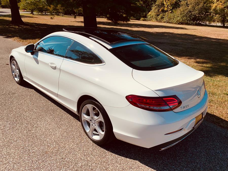 2017 Mercedes-Benz C-Class C300 4MATIC Coupe, available for sale in Franklin Square, New York | Luxury Motor Club. Franklin Square, New York