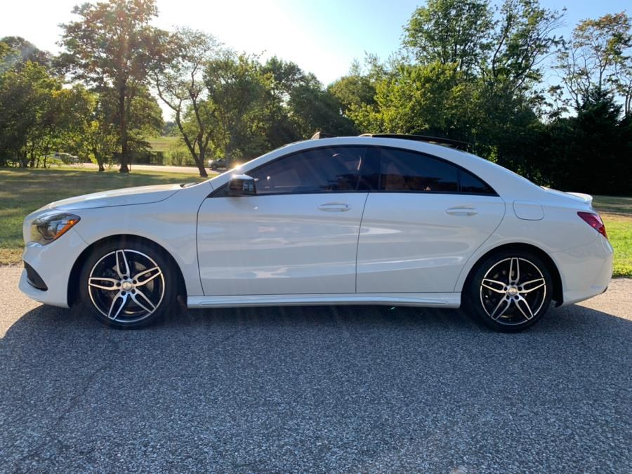 2017 Mercedes-Benz CLA-Class CLA 250 4MATIC Coupe, available for sale in Franklin Square, New York | Luxury Motor Club. Franklin Square, New York