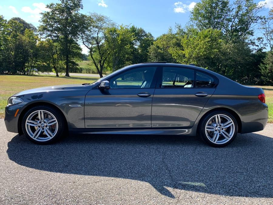 2016 BMW 5 Series 4dr Sdn 535i xDrive M Sport AWD, available for sale in Franklin Square, New York   Luxury Motor Club. Franklin Square, New York