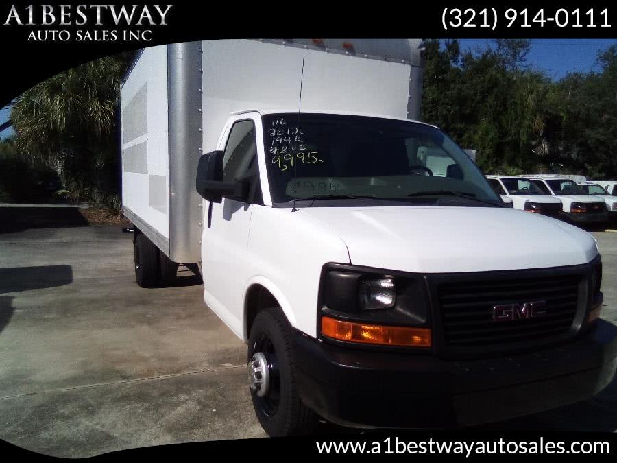 Used 2012 GMC Savana G3500 in Melbourne , Florida | A1 Bestway Auto Sales Inc.. Melbourne , Florida
